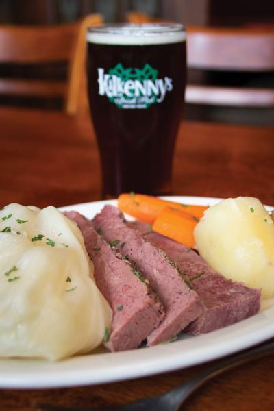 Kilkenny's food