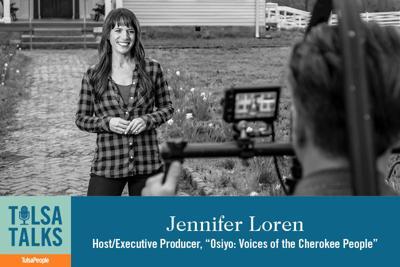 Tulsa Talks Jen Loren