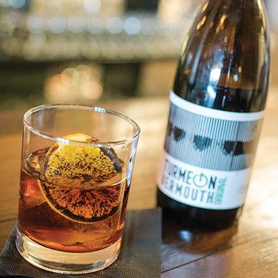 The vermouth hour