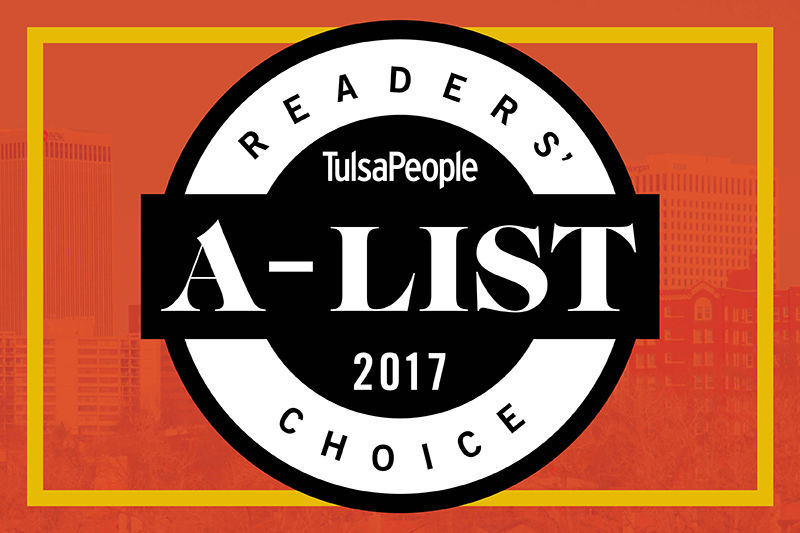 A-LIST 2017: #TULSA