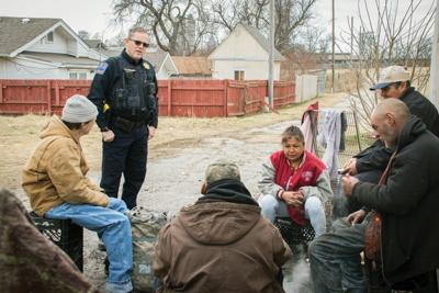 Community policing gains ground in Tulsa
