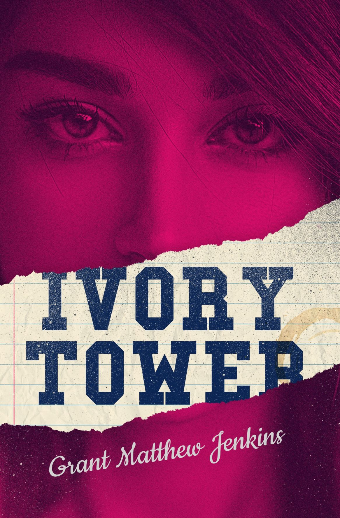 Grant Matthew Jenkins - Ivory Tower book cover