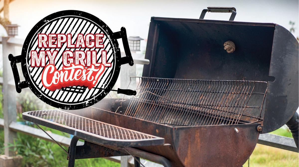 Replace my Grill