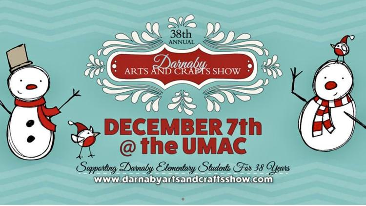 38th Annual Darnaby Arts and Crafts Show