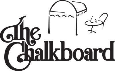 chalkboard logo rebuilt