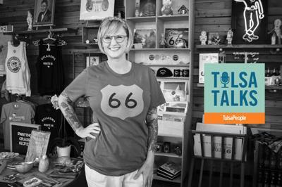 Tulsa Talks Mary Beth