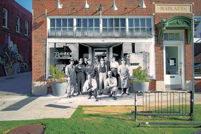 Past and present collide in stunning photos of Tulsa