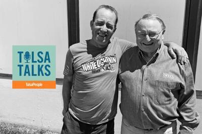 Tulsa Talks Bob and Robby Bell