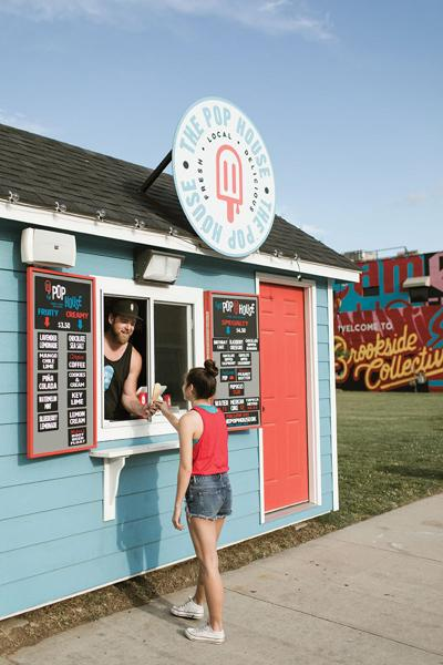 Pop House expands with 2 new craft popsicle stands