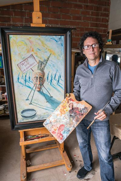Cuban exile's fascinating art included in new Gilcrease exhibit