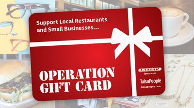 Operation Gift Card