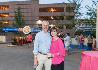 25th Annual St. John's Party