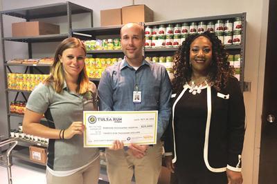 Tulsa Run namescharity recipients