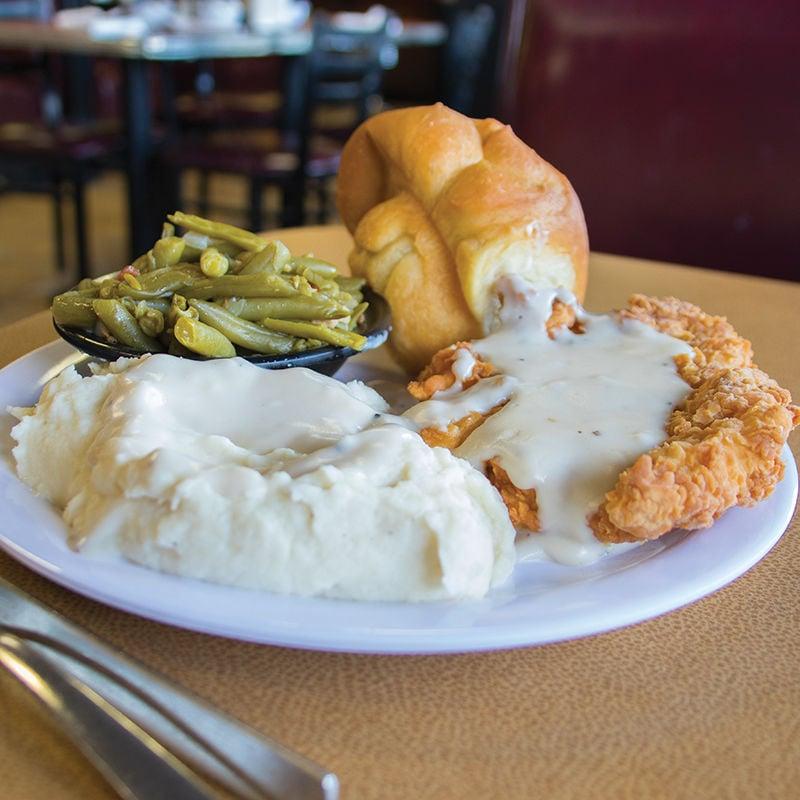 Tulsa's top 4 spots for chicken-fried steak