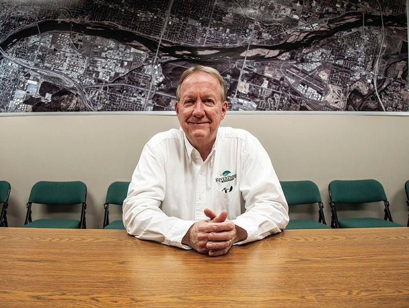 Matt Meyer River Parks executive director