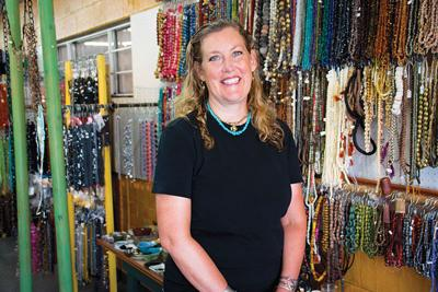 The Bead Merchant Inspires with Colorful Classes