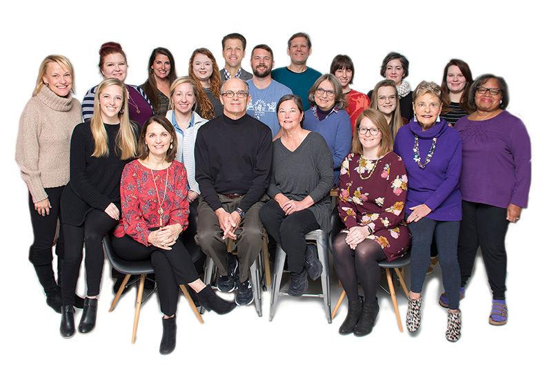Langdon Publishing staff