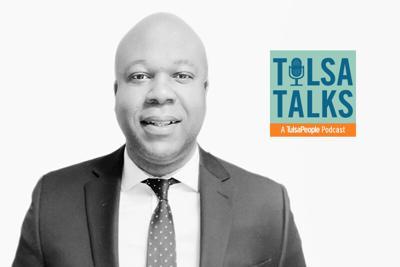 Arthur Jackson Tulsa Talks