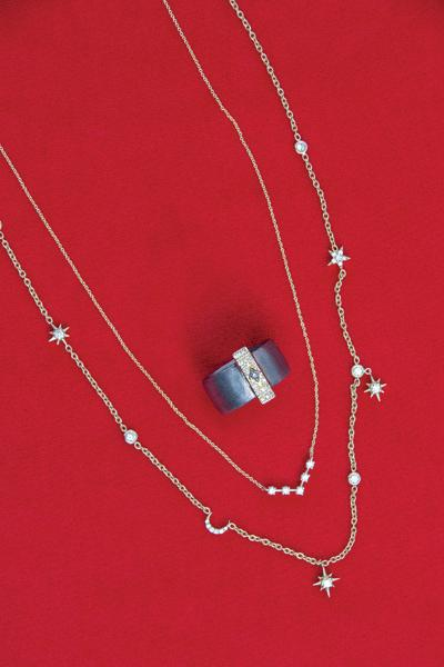 Bruce G Weber jewelry