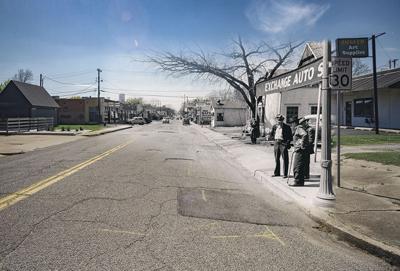 Tulsa Time Warp Kendall Whittier District