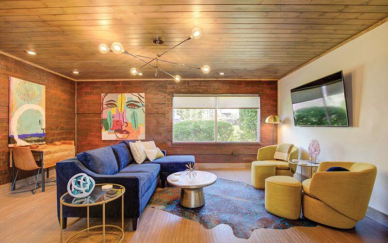 Eugene Apartment interior