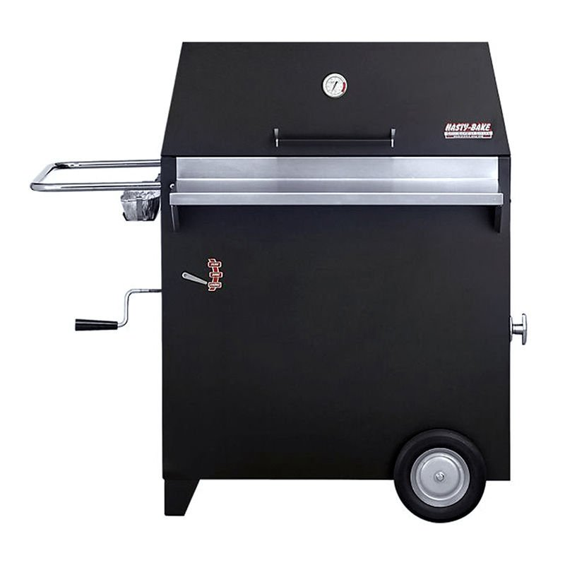 hasty bake grill