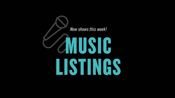 Tulsa music listings Feb. 13 - 19