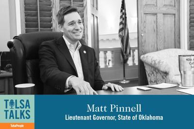 Matt Pinnell Tulsa Talks