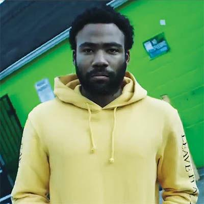 It's good to be Donald Glover