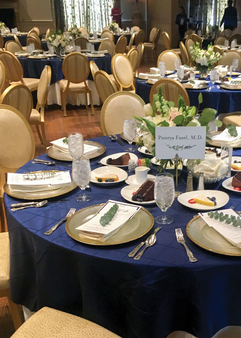 Junior League of Tulsa Mentorship Luncheon