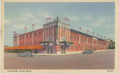 Do You Remember The Epic Tulsa Coliseum?