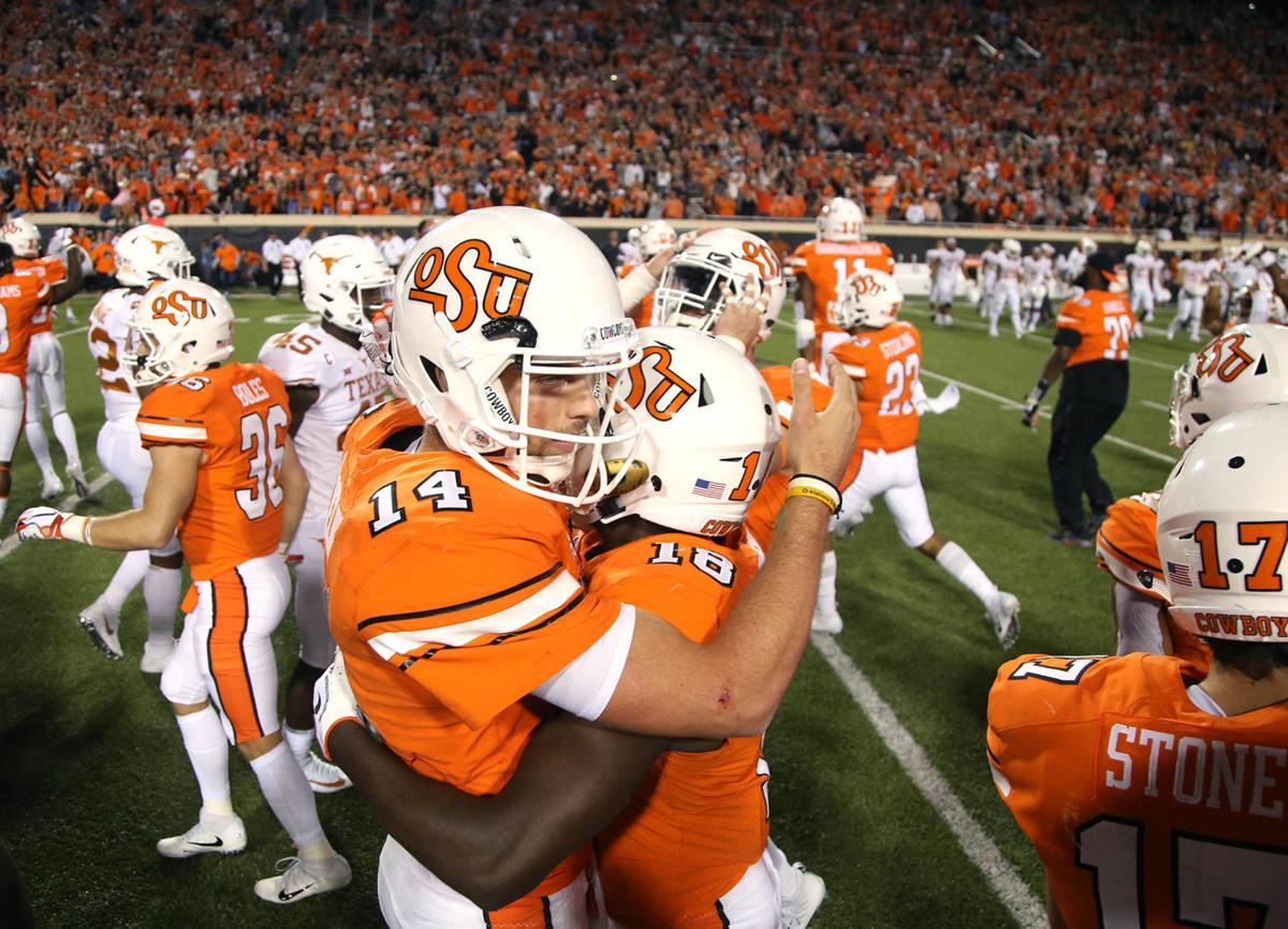 Photo gallery: Homecoming Saturday at Oklahoma State; See ...