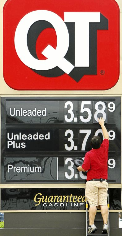 gas prices to be lower in 2014 analysts predict work money rh tulsaworld com