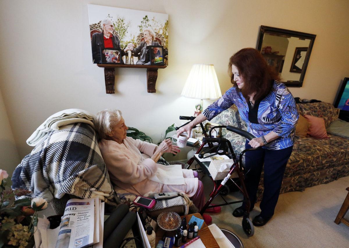 state program that keeps potential nursing home residents at home at rh tulsaworld com