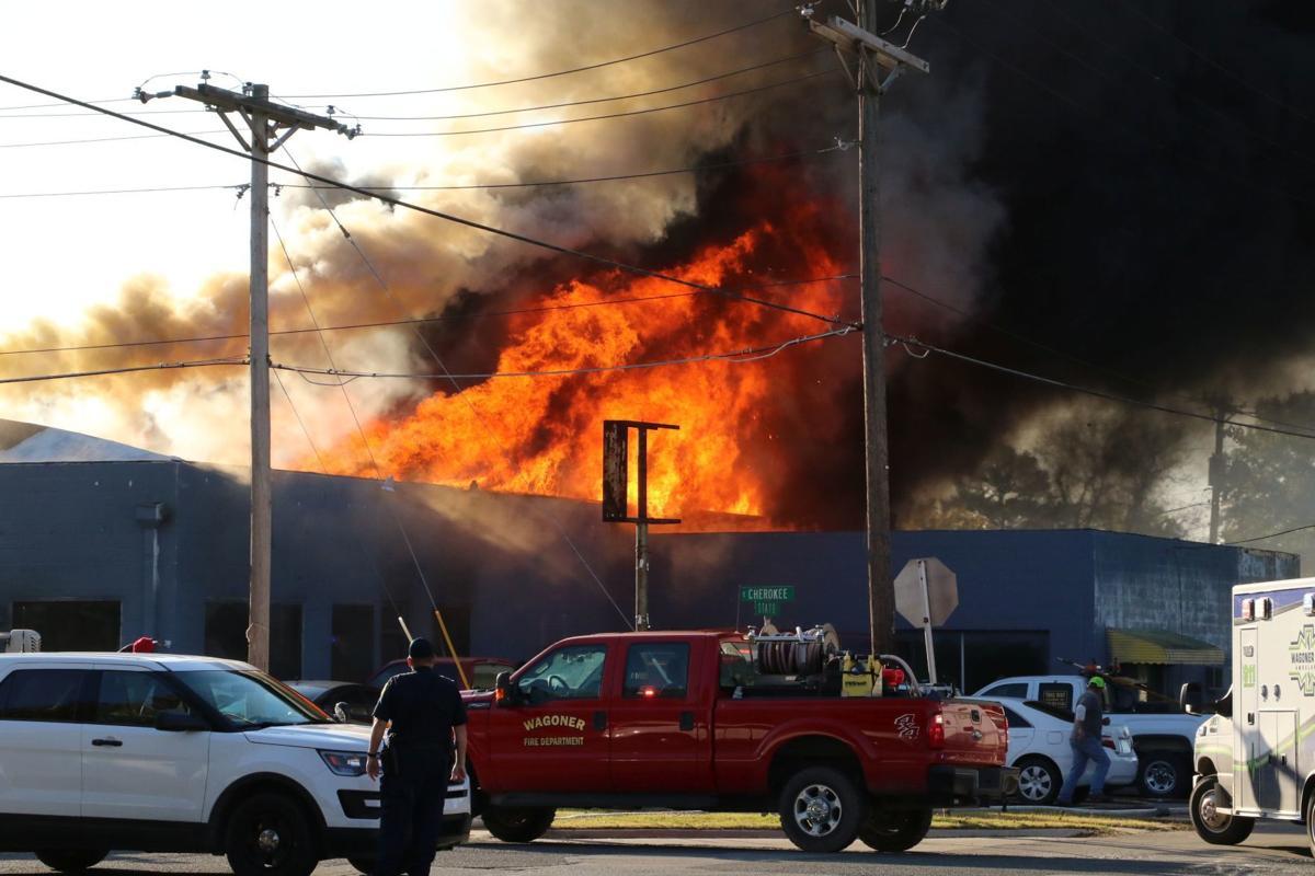 Wagoner Fire