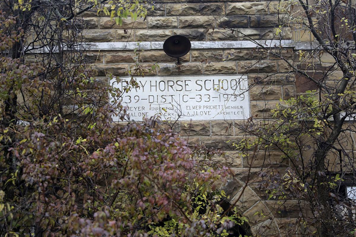 GRAY HORSE SCHOOL