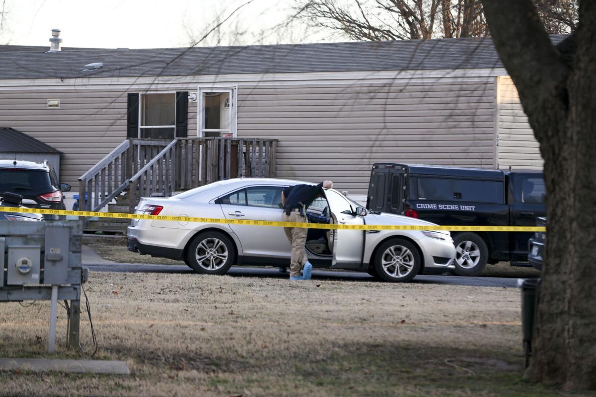 Sand Springs Homicide