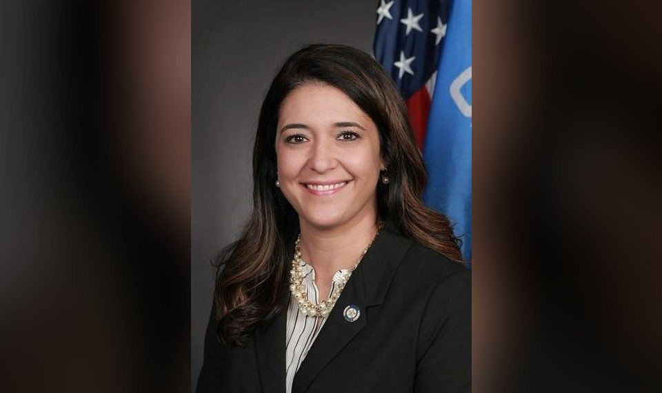 State Sen. Stephanie Bice, a Republican candidate for Congress