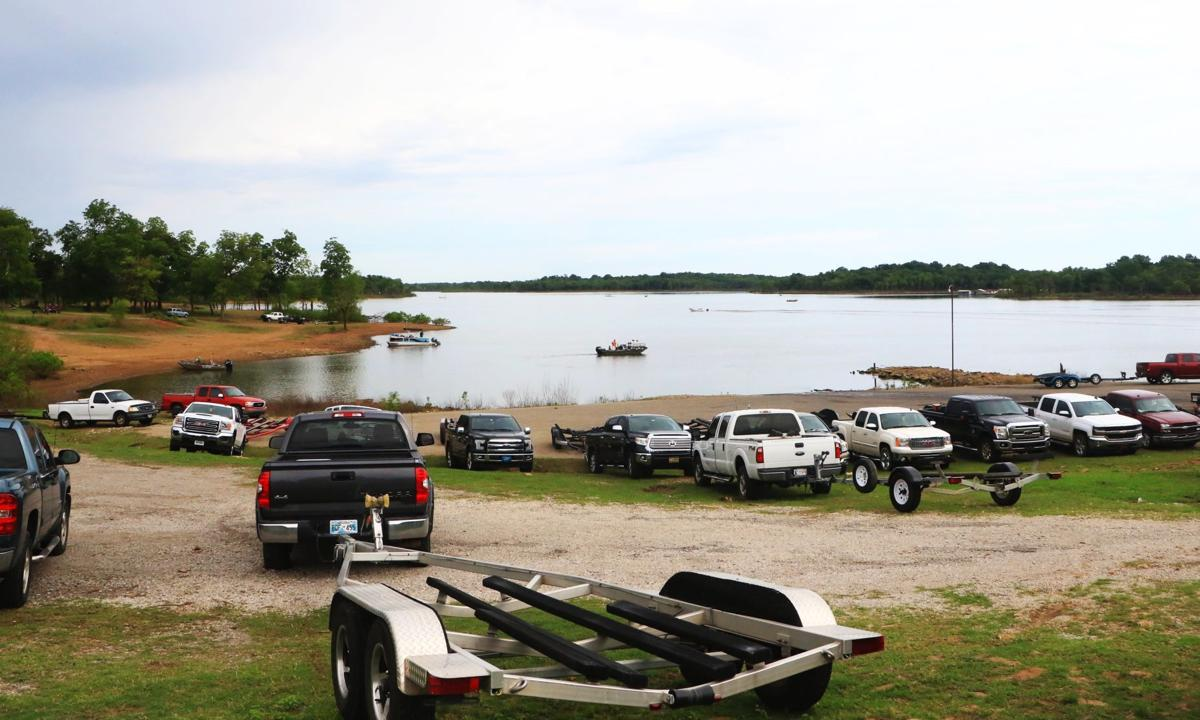 Northeast oklahoma fishing report for july 5 news for Oklahoma fishing report from anglers