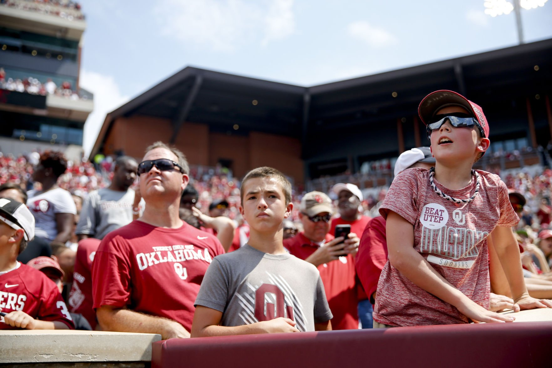 Sooners face different challenge in Ohio State