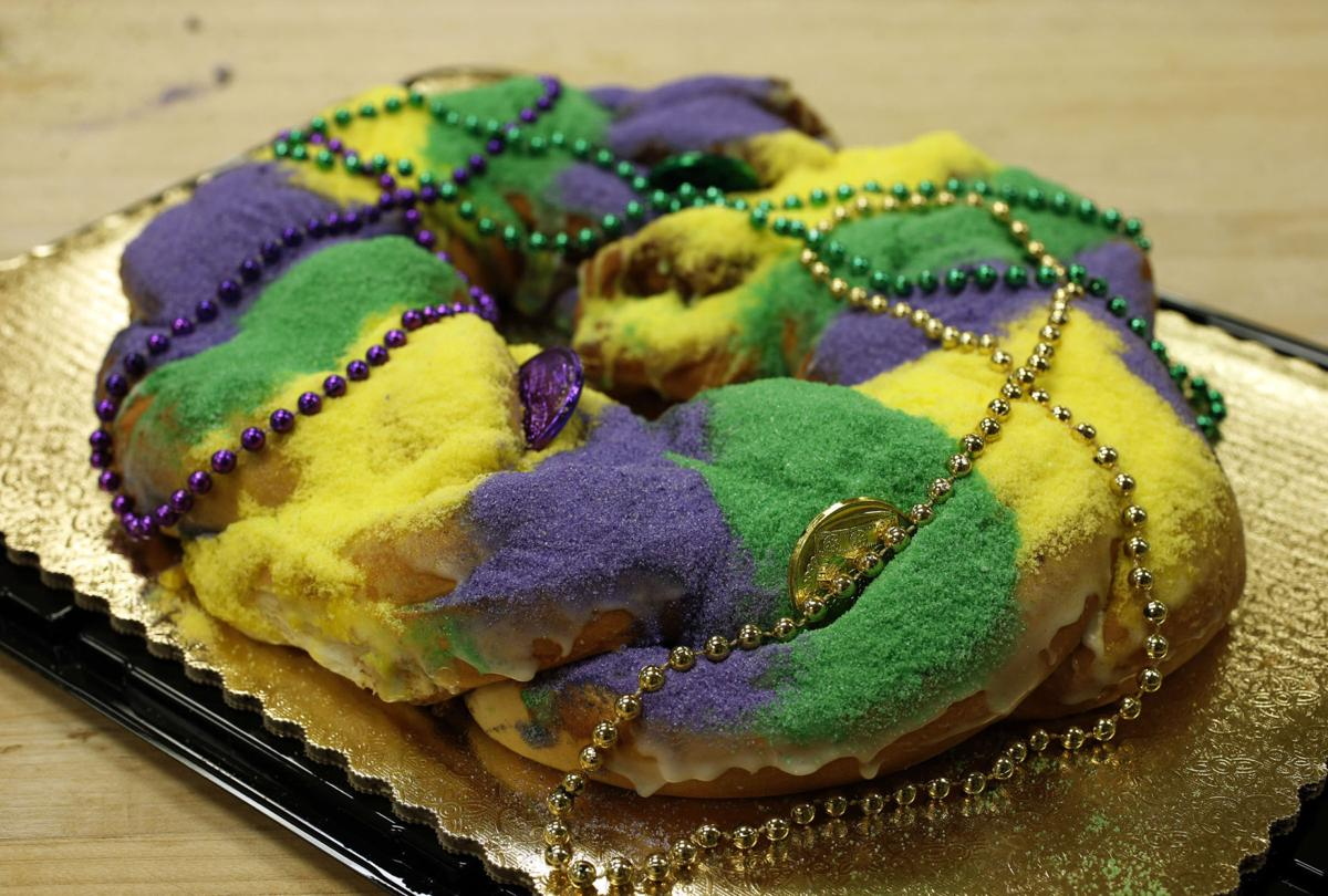 Louisiana King S Cake