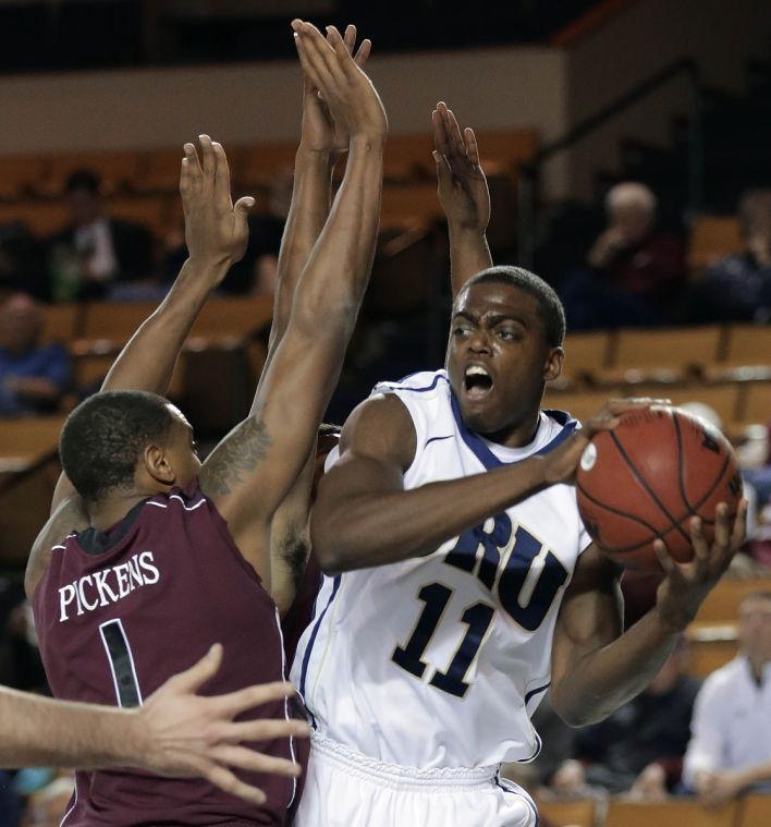 Oral Roberts Basketball 121