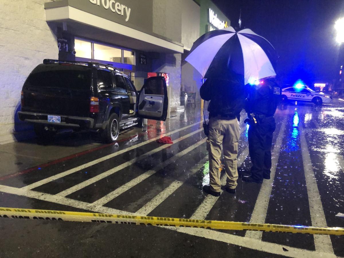 Tulsa Police Department Homicide 13 Walmart shooting victim