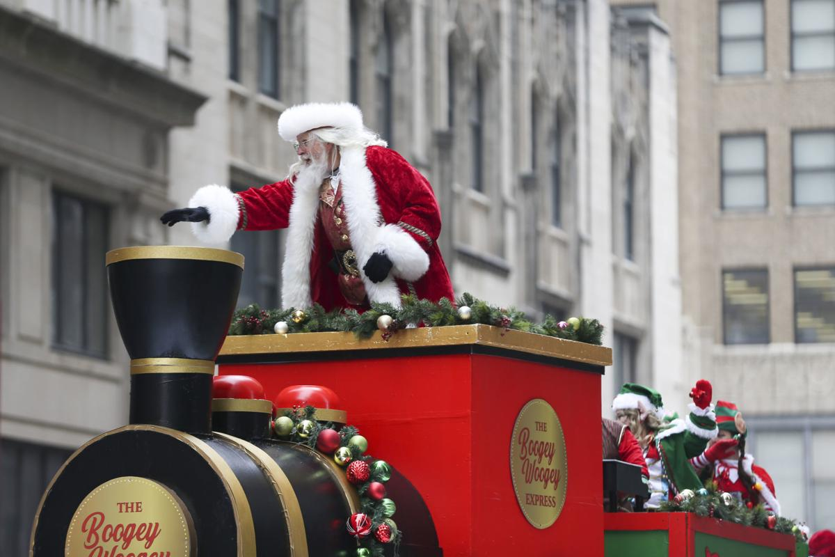 2020 Tulsa Christmas Parade It's happening': Santa is coming to town for the Tulsa Christmas
