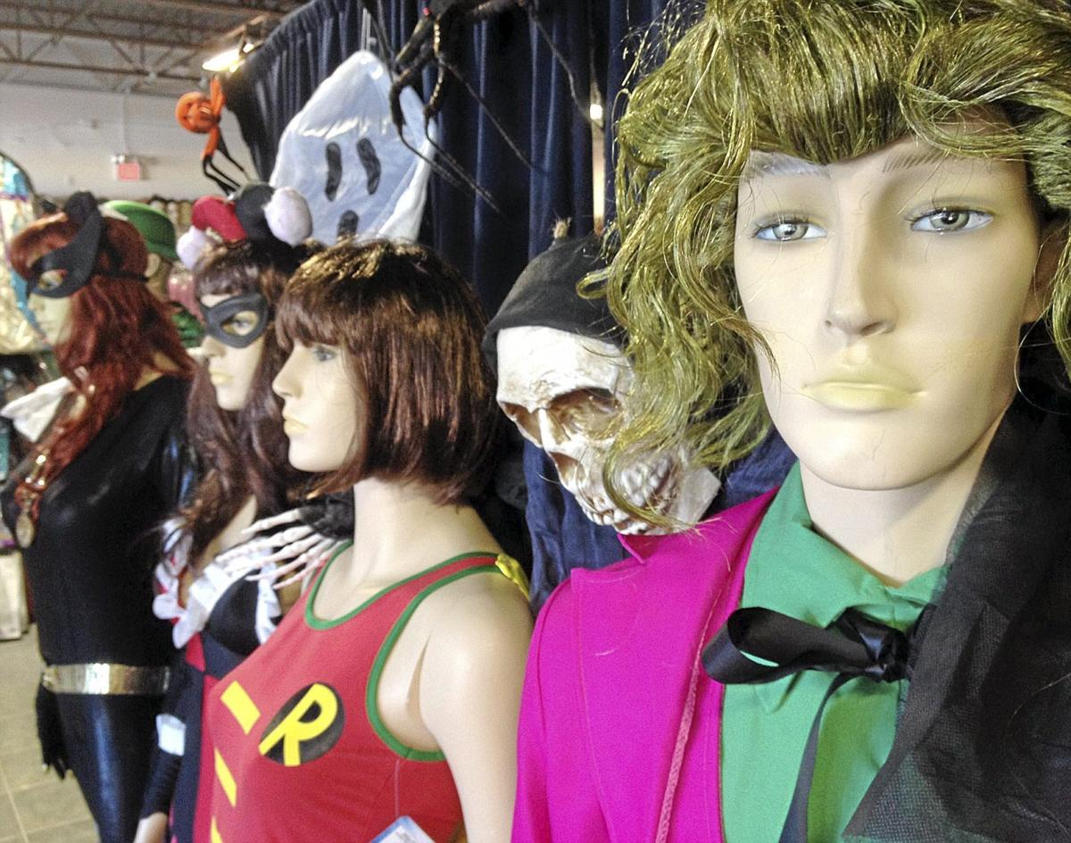 Halloween 2015: What are the 'hot' costumes?   Features ...