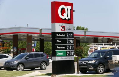 Is a gentlemen's agreement the reason why QuikTrip doesn't