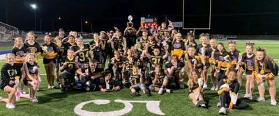 Sand Springs 6th grade football