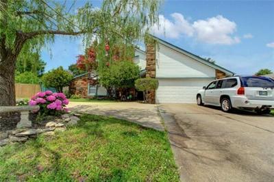 3 Bedroom Home in Broken Arrow - $200,000
