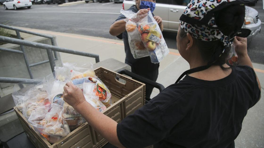 Child nutrition programs seeing demand increase