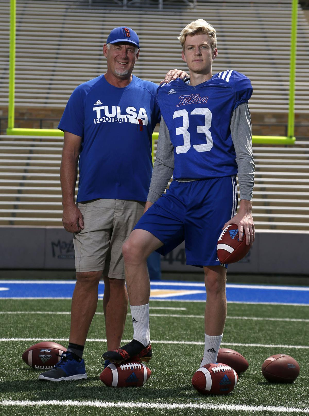 At Tu Punter Thomas Bennett Is Learning From One Of The
